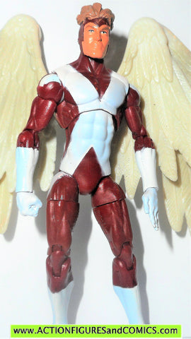 marvel universe ANGEL red suit complete x-factor x-men