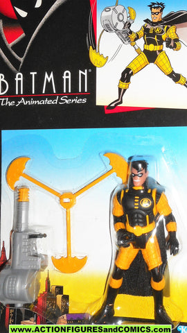 BATMAN animated series BOLA TRAP ROBIN 1995 TAS btas dc universe moc