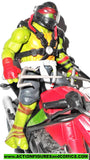 teenage mutant ninja turtles RAGIN RACER RAPHAEL motorcycle out of the shadows