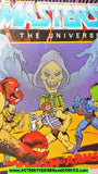 Masters of the Universe CLASH of ARMS 1984 vintage mini comic He-man