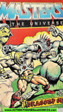 Masters of the Universe DRAGON'S GIFT 1983 vintage mini comic He-man