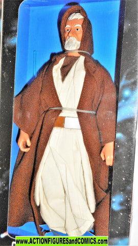 star wars action figures OBI WAN KENOBI 12 inch DARK BLUE variant moc mib