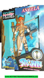 Spawn ANGELA 13 INCH todd mcfarlane toys action figures 1996 moc 000