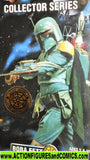 star wars action figures BOBA FETT 12 inch 1996 collector series moc mib