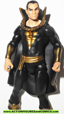 dc universe infinite heroes BLACK ADAM cape 75 years series 2 shazam