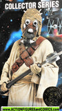 star wars action figures TUSKEN RAIDER 12 inch Blaster VARIANT moc mib