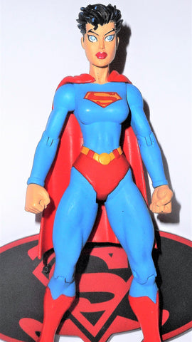 dc direct SUPERWOMAN batman superman VENGEANCE collectibles universe