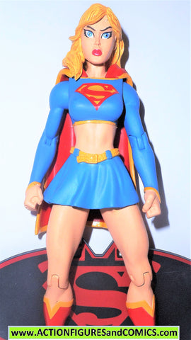 dc direct SUPERGIRL batman superman VENGEANCE collectibles universe