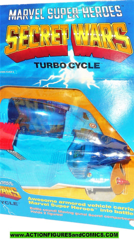 secret wars TURBO CYCLE 1984 marvel super heroes mib moc mip 002