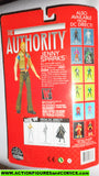 dc direct JENNY SPARKS the AUTHORITY jim lee wildstorm collectibles moc