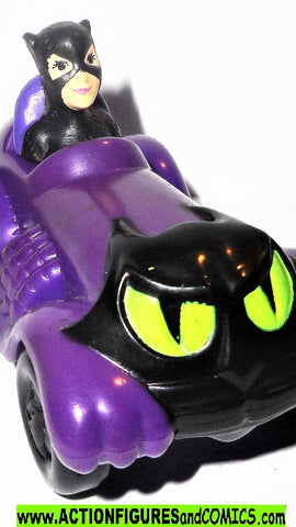 batman animated series CATWOMAN  Cat coupe 1991 mcdonalds happy meal