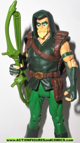 dc universe infinite heroes GREEN ARROW crisis 36 Oliver queen