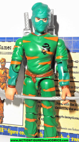 gi joe JINX AGENT 2003 tiger force spytroops toys r us exclusive tru