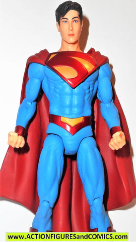 dc direct SUPERMAN Earth 2 NEW 52 collectibles justice league universe