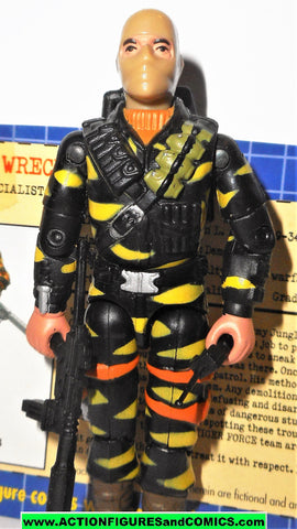gi joe WRECKAGE FIREFLY 2003 tiger force spytroops toys r us exclusive tru