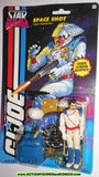 gi joe SPACE SHOT 1994 v1 vintage star brigade hasbro action figures moc