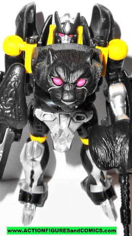 Transformers beast wars SHADOW PANTHER 1996 Asia exclusive 1997 COMPLETE