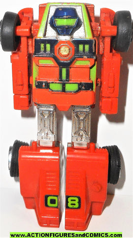 gobots BUGGYMAN orange vintage MR-08 complete 1983 #314