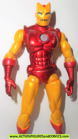 marvel universe IRON MAN Classic Horn Head mark II 28 movie hasbro fig