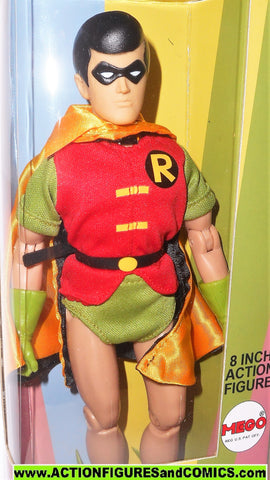 "dc super heroes retro action ROBIN batman 8"" powers friends universe mib moc"