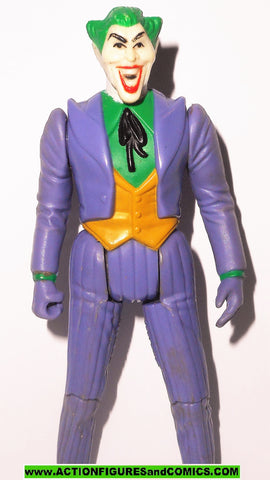 Super powers JOKER batman friends kenner vintage 1984 dc universe fig
