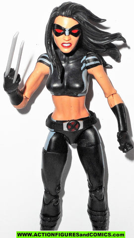 marvel legends X-23 x-men force Sasquatch series wolverine 99p