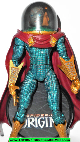 marvel legends MYSTERIO 7 inch spider-man classics toybiz origins