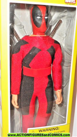 Marvel Mego Retro DEADPOOL legendary super heroes emce universe X-men moc mib