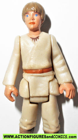 star wars action figures ANAKIN SKYWALKER 2 inch MINI tatooine 1999