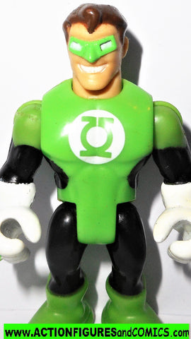 DC imaginext GREEN LANTERN HAL JORDAN fisher price justice league super friends