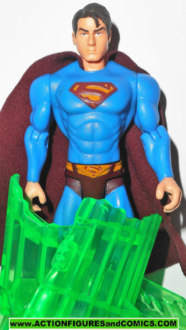 Superman Returns KRYPTONITE SMASH SUPERMAN Brandon Routh 2006 mattel