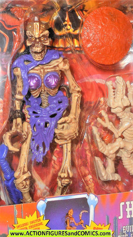 Skeleton Warriors SHRIEK 1994 Playmates toys action figure moc