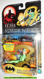 BATMAN animated series RIDDLER rumble ready question mobile 1999 TAS kenner moc