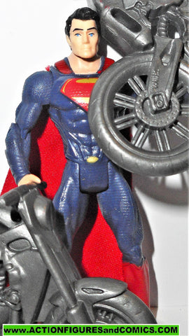 Superman Man of steel SPLIT CYCLE SUPERMAN motorcycle