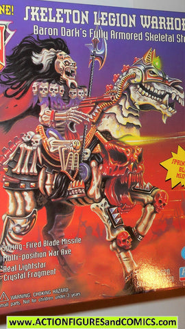 Skeleton Warriors LEGION WARHORSE 1994 Playmates toys action figure moc MIB