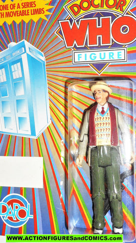 doctor who action figures SEVENTH DOCTOR vintage UNPUNCHED dapol moc 444