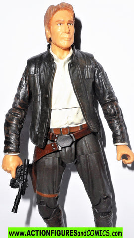 STAR WARS action figures HAN SOLO 18 6 inch the Black Series