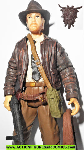 Indiana Jones INDY last crusade 2008 hasbro movie Harrison Ford