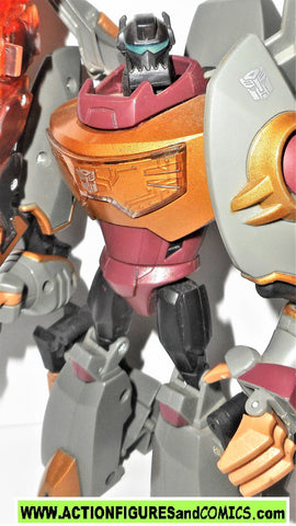 transformers animated GRIMLOCK dinobots complete action figures