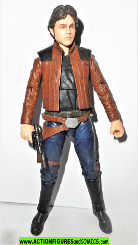 Details about  /Star wars black series 6 inch Han Solo #62