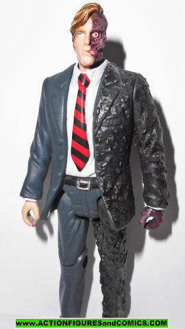 BATMAN dark knight TWO FACE 4 inch infinite heroes 2008 movie