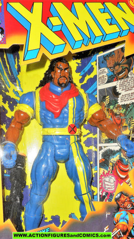 X-men X-force Toy Biz BISHOP deluxe 10 INCH marvel universe moc mib