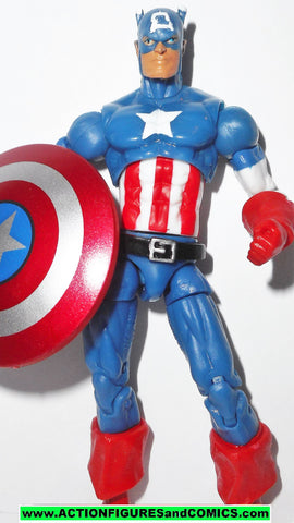 marvel universe CAPATAIN AMERICA 2013 infinite series legends 4 inch