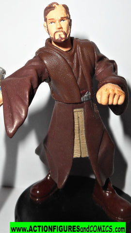 Attacktix Star Wars OBI WAN KENOBI 38/2 2005  action figures