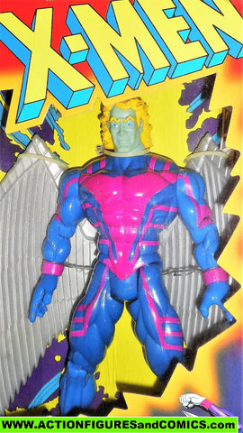 X-men X-force Toy Biz ARCHANGEL deluxe 10 INCH marvel universe moc angel mib