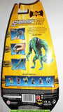 batman EXP animated series KILLER CROC shadow tek 2007 moc 001