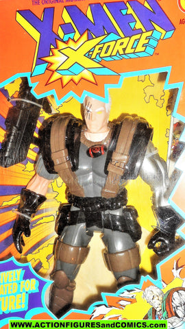 X-men X-Force Toy Biz CABLE 10 inch VENTURE EXCLUSIVE marvel universe mib moc