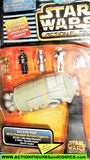 star wars micromachines Action Fleet ESCAPE POD darth vader r2-d2 c-3po moc