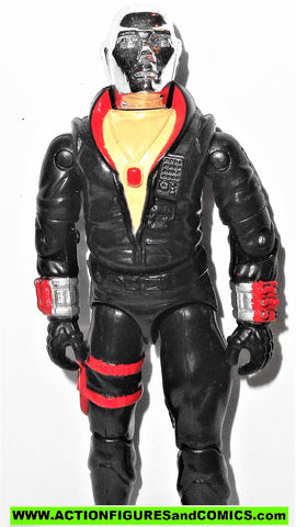 Gi joe DESTRO 1983 v1 vintage Hasbro toys figures 1982 1984 gijoe fig