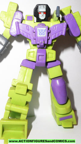 Transformers pvc DEVASTATOR heroes of cybertron scf asia version